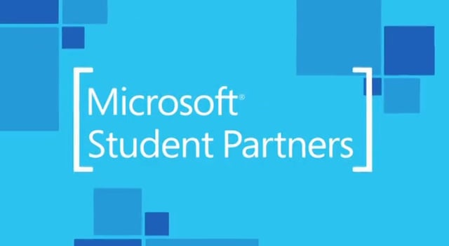 Microsoft Student Partners Evolve – FEBRUARY 2016