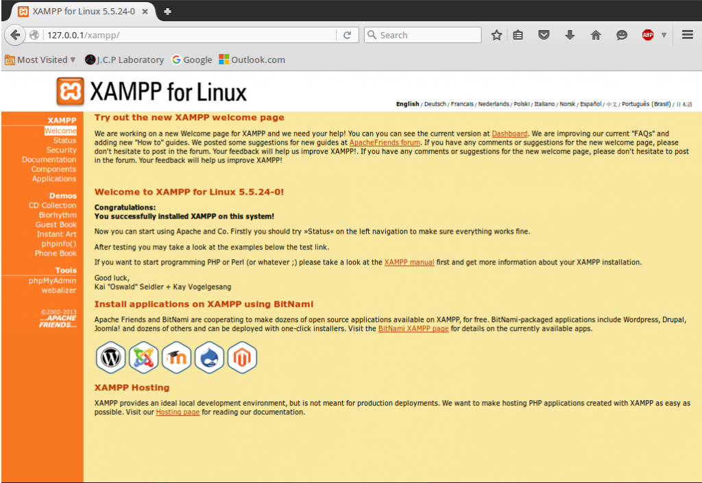 xampp-up